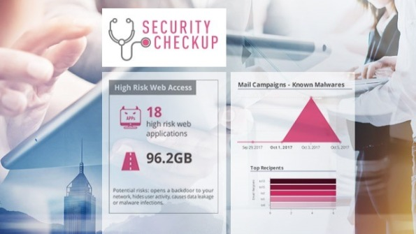 Check Point Security Checkup, threat analysis report