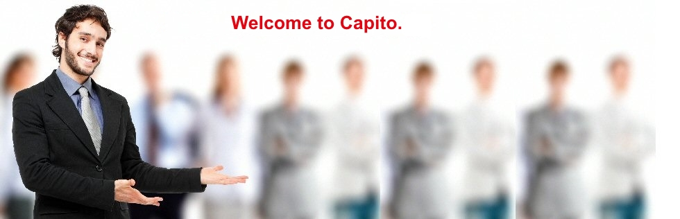 Capito new website, Capito offices Livingston