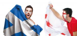 Join us on 11th  November to watch the England v Scotland game