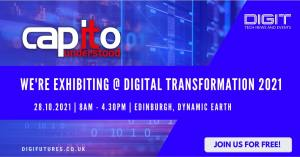 Let's Get Physical - Capito at Digital Transformation 2021