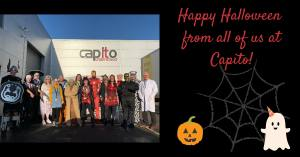 Happy Halloween from Capito!