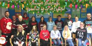 Season's Greetings from Capito