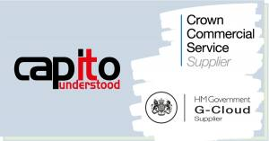 We're a confirmed supplier on G-Cloud 12!