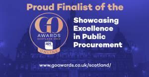 Capito Finalists in GO Awards Scotland 2020/21