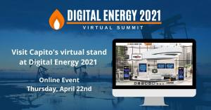 Capito Exhibiting at DIGIT's Digital Energy Summit 2021
