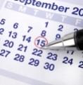 Capito seminars - events calendar