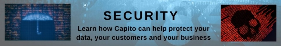 Capito Cyber Security Services - Protect your data, your customers and your business