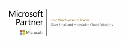 Logo - Capito Microsoft Gold Partner Windows and Devices, Silver Partner Small and Midmarket Cloud Solutions