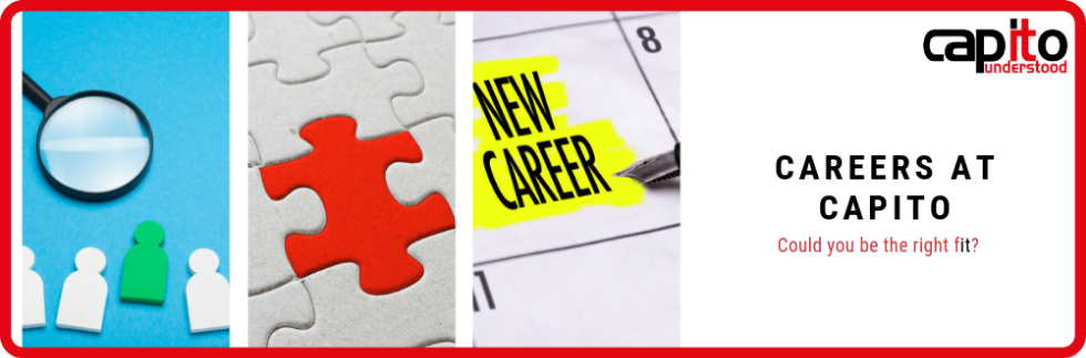 Careers at Capito - could you be the right fit?
