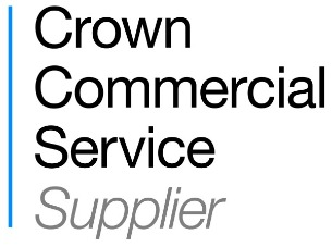 Capito is a Crown Commercial Services Supplier, logo