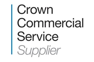 Captio is a Crown Commercial Services Supplier, logo