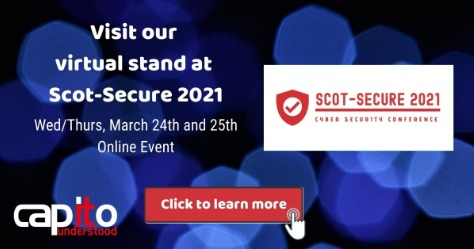 Click to visit the Scot-Secure 2020 Website