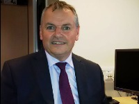 Capito guest speaker - photo of Eamonn Keane, Scottish Business Resilience Centre