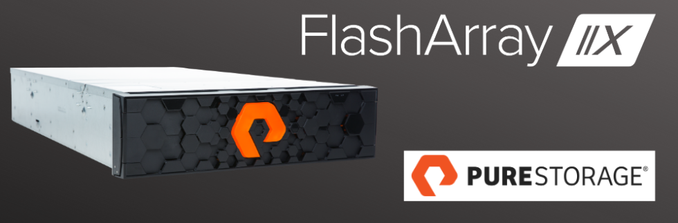 FlashArray// from Pure Storage