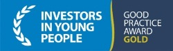 Investors in Young People (IIYP) Gold Award