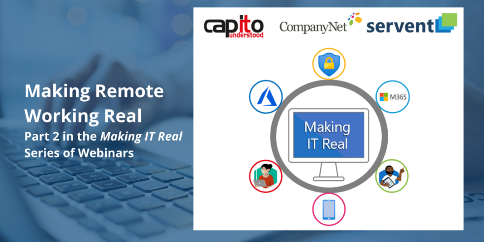 Register now for this webinar on Making Security Real