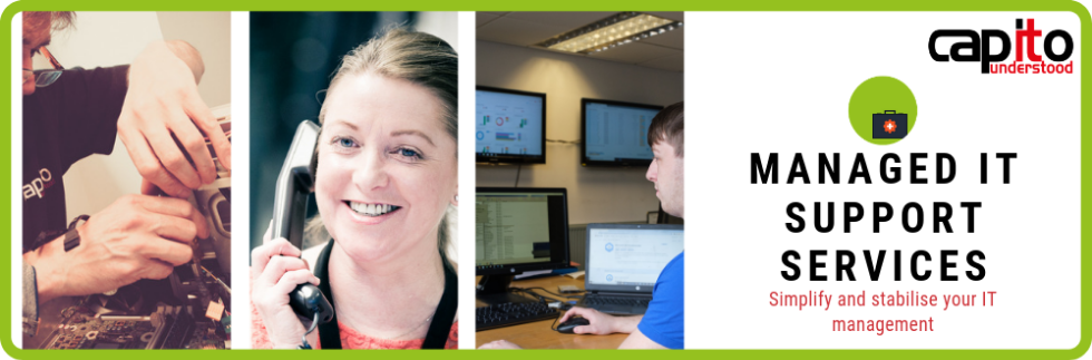 Managed IT Support Services - simplify and stabilise your IT management