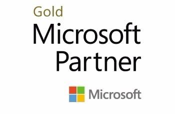 Microsoft Gold partner, certified solution provider