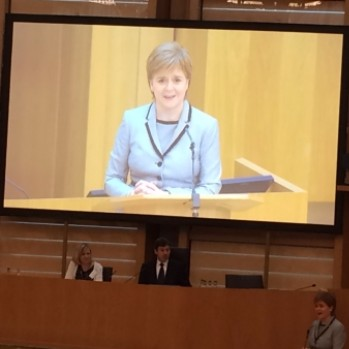 SG-Business-in-Parliament-conference_Nicola Sturgeon MSP