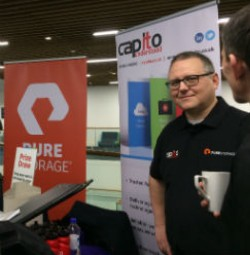 Capito team at Scottish VMUG