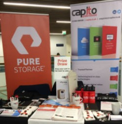 Capito stand at Scottish VMUG