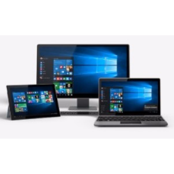 End User Computing Services, Windows 10